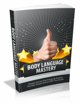 Product picture Body Language Mastery (includes MRR)