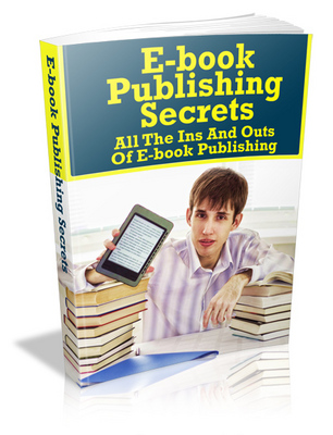 Product picture Ebook Publishing Secrets (includes master resell rights)