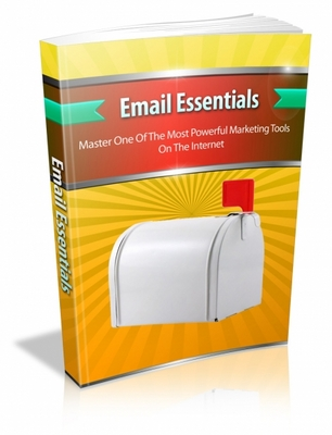 Product picture Email Essentials (includes Master Resell Rights)